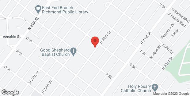 1232 N 29th Street Richmond VA 23223