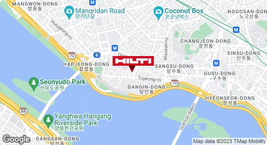 Get directions to 서울마포서교463