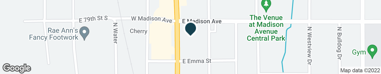 Google Map of458 N BALTIMORE AVE