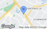 Map of Newark, CA