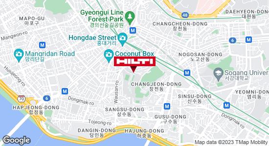Get directions to 서울마포신정96