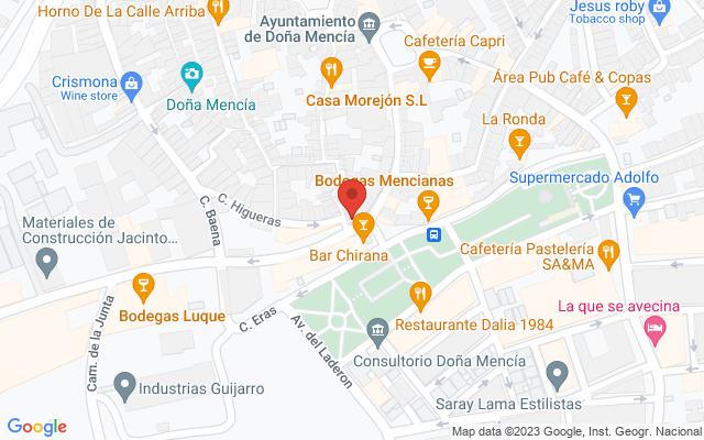 Administración nº1 de Doña Mencía
