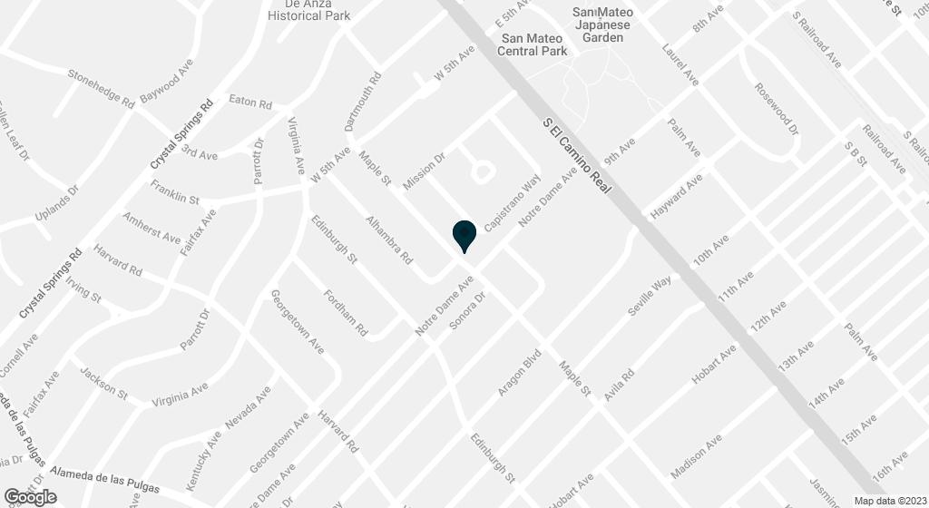 111 3rd #105 San Mateo CA 94402