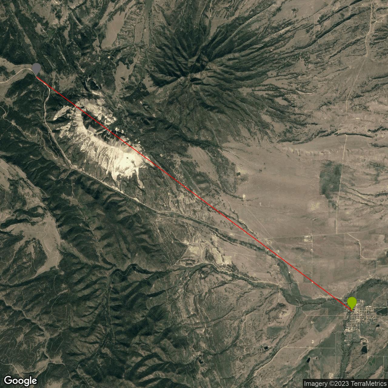 North La Veta Pass East Bike Climb - PJAMM Cycling