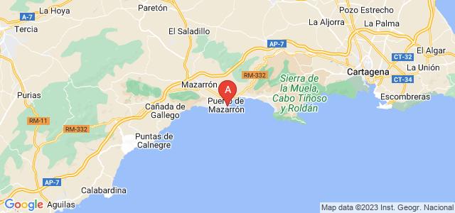 Location Duplex for sale in Murcia, Puerto de Mazarrón