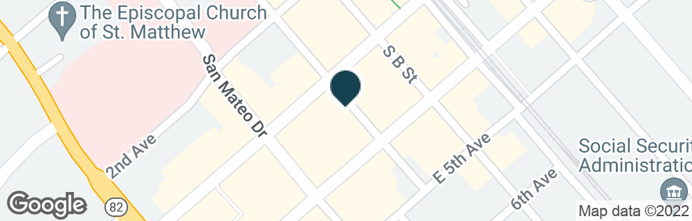 Google Map of191 E 3RD AVE