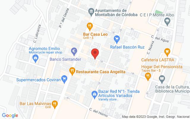 Administración nº1 de Montalbán de Córdoba