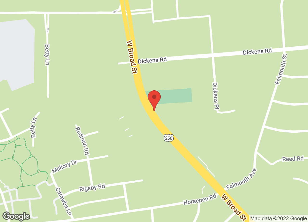 Google Map of VCA Total Care Animal Hospital