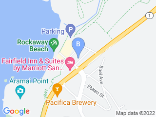 Map of Pacifica Pet Care Dog Boarding options in Pacifica | Boarding