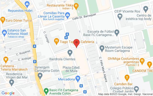 Administración nº23 de Cartagena