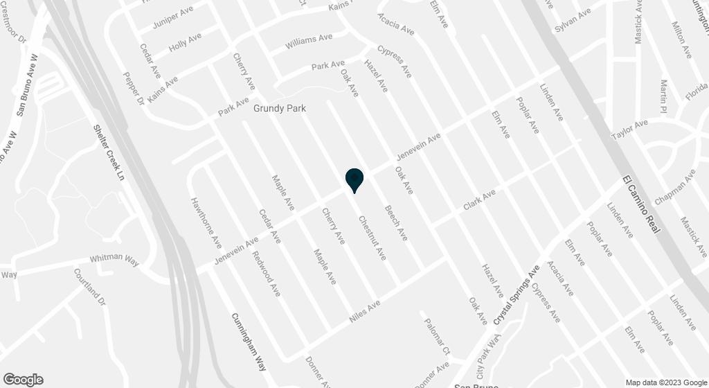 494 Chestnut San Bruno CA 94066