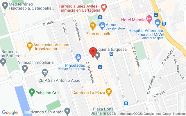 Administración nº21 de Cartagena