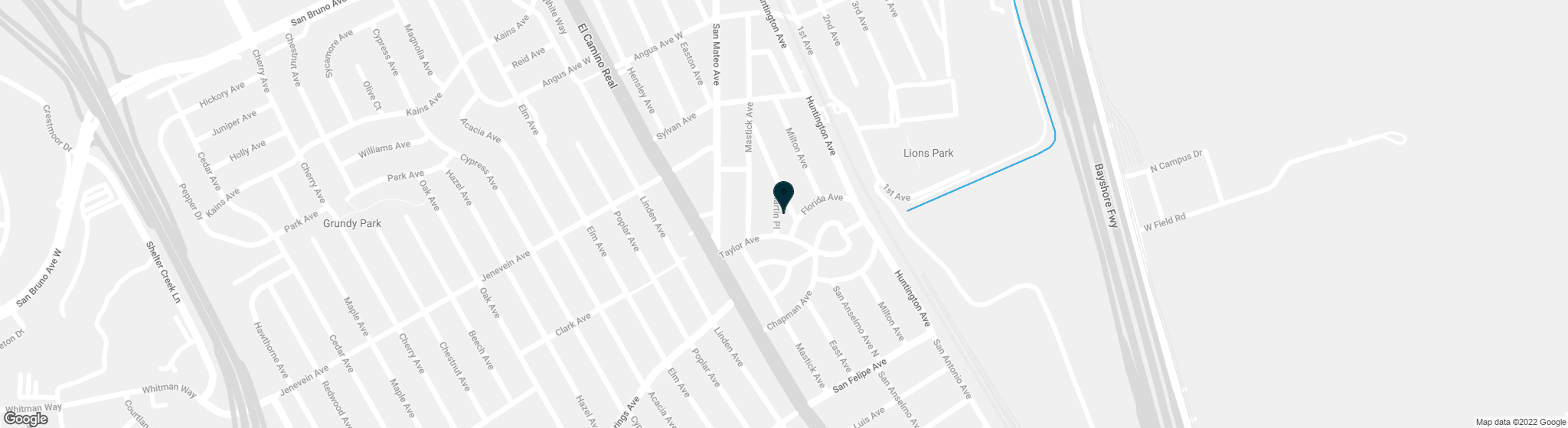 409 San Anselmo Avenue North San Bruno CA 94066