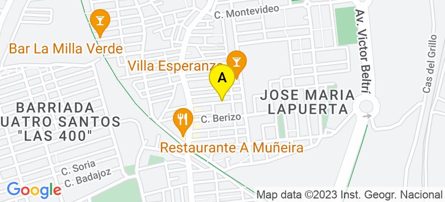 situacion en el mapa de . Direccion: Calle del Carmen, 23, 30201 Cartagena. Murcia