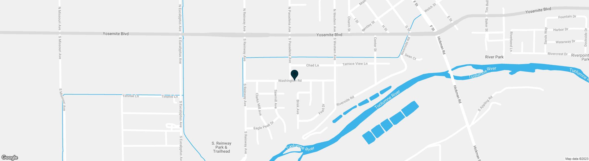 0 South WASHINGTON Avenue Waterford CA 95386