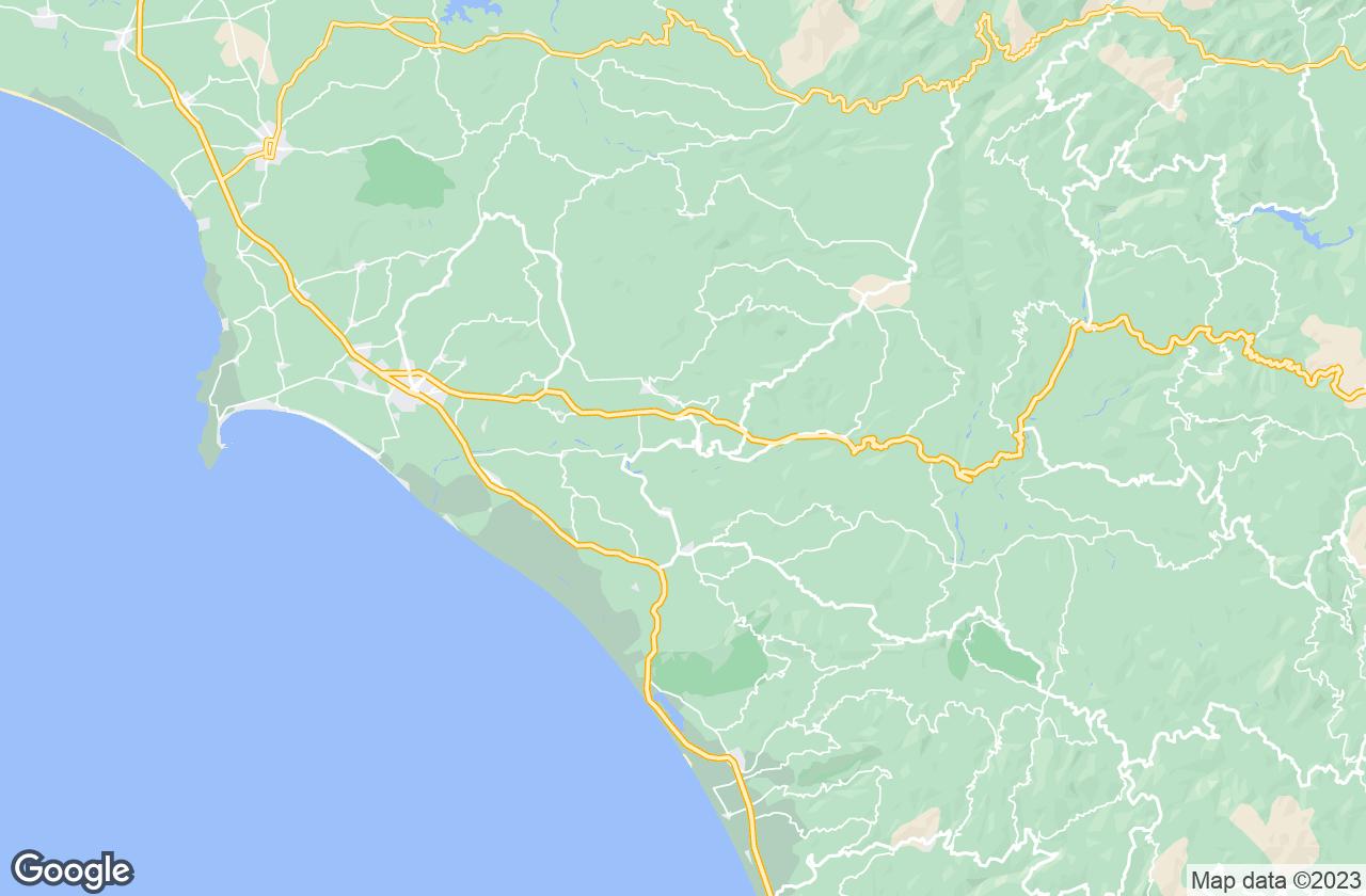 Google Map of أرتشايا أولمبيا