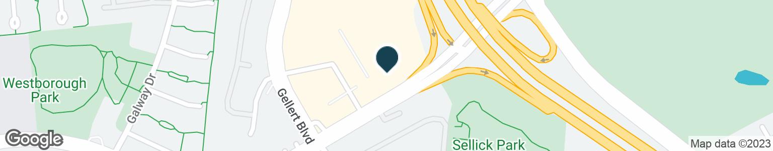 Google Map of2238 WESTBOROUGH BLVD