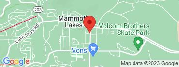 Map of Mammoth Smoke Shop