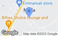 Map of Melfa, VA