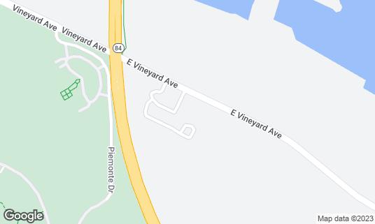 Map of Campo di Bocce at 175 E Vineyard Ave Livermore, CA