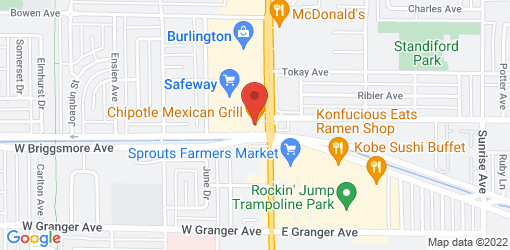 Directions to The Habit Burger Grill