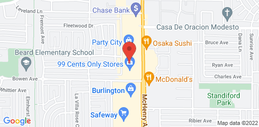 Directions to Me'Mo's Middle Eastern Cuisine
