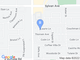 Map of All Gods Creatures Dog Boarding options in Modesto | Boarding