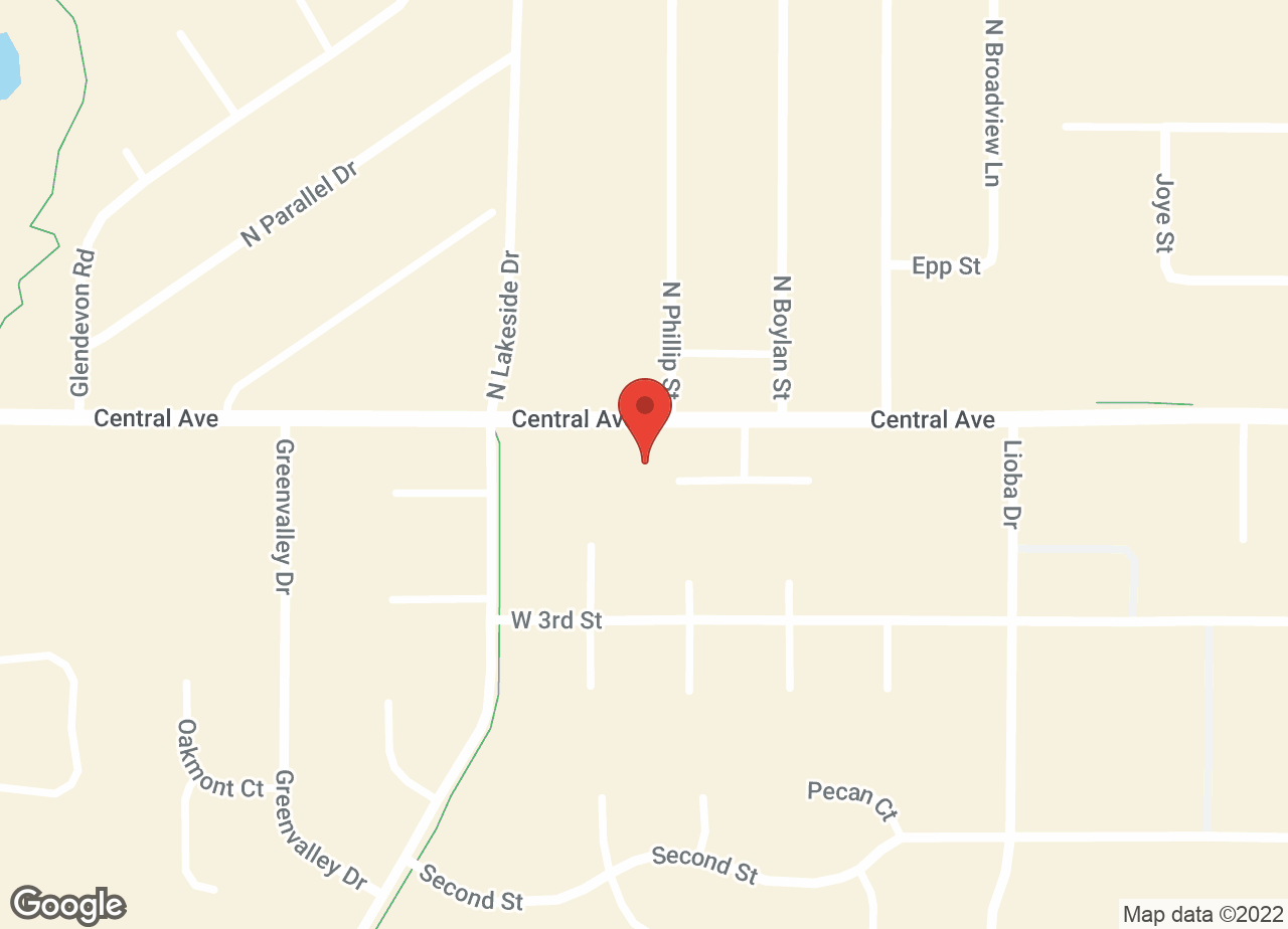 Google Map of VCA Andover Animal Hospital and Pet Resort
