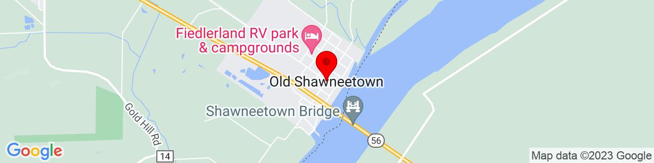 Google Map of 37.6969906, -88.1367006