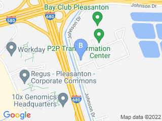 Map of Pet Dynasty Dog Boarding options in Pleasanton | Boarding