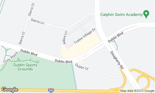 Map of Caps & Taps at 6601 Dublin Blvd Ste M Dublin, CA