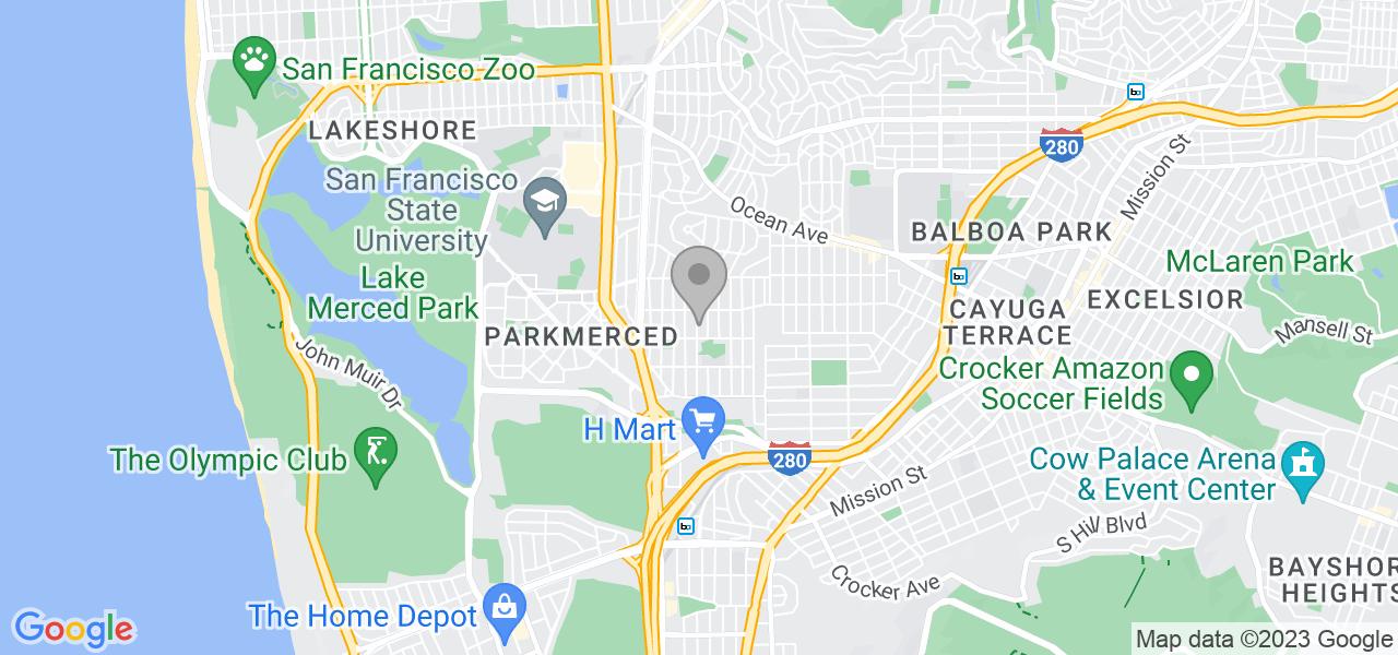 338 Vernon St, San Francisco, CA 94132, USA