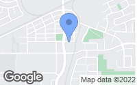 Map of Tracy, CA