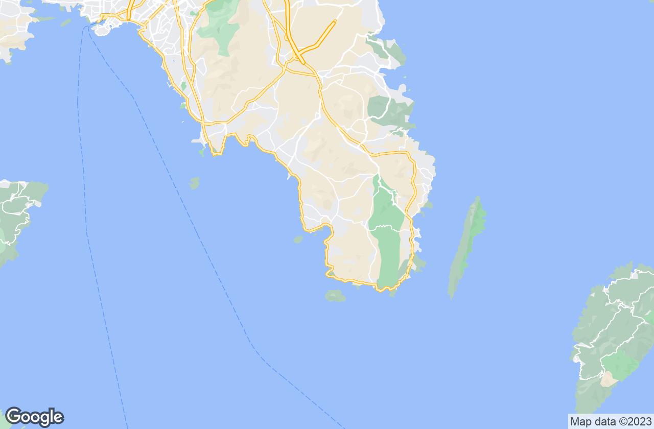 Google Map of سارونيكوس