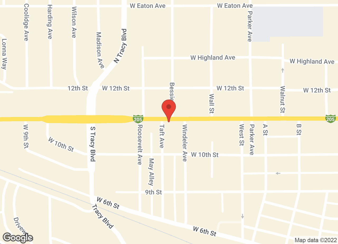 Google Map of VCA Old River Animal Hospital
