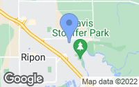 Map of Ripon, CA