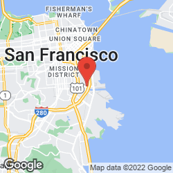 San Francisco Community Service Center on the map