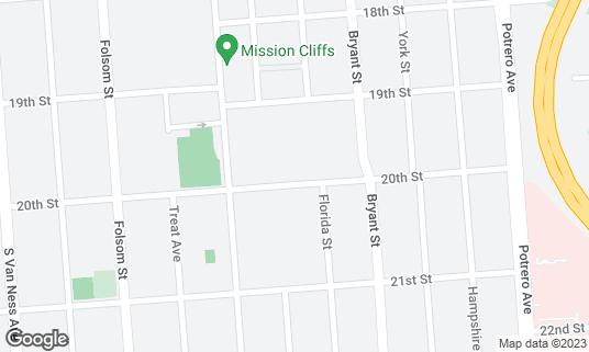 Map of Sightglass Coffee at 3014 20th St San Francisco, CA