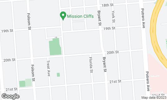 Map of Trick Dog at 3010 20th St San Francisco, CA