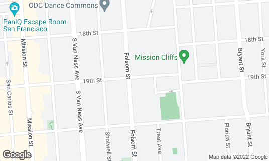 Map of Homestead at 2301 Folsom St San Francisco, CA