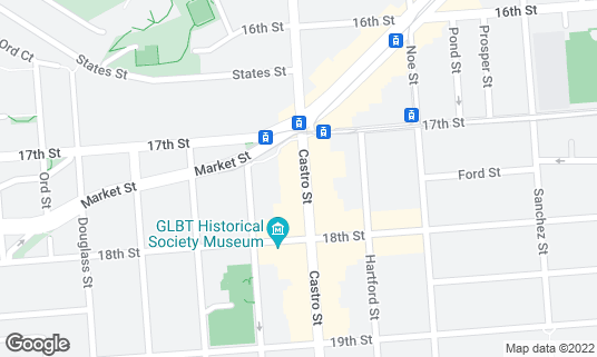 Map of 440 Castro at 440 Castro St San Francisco, CA