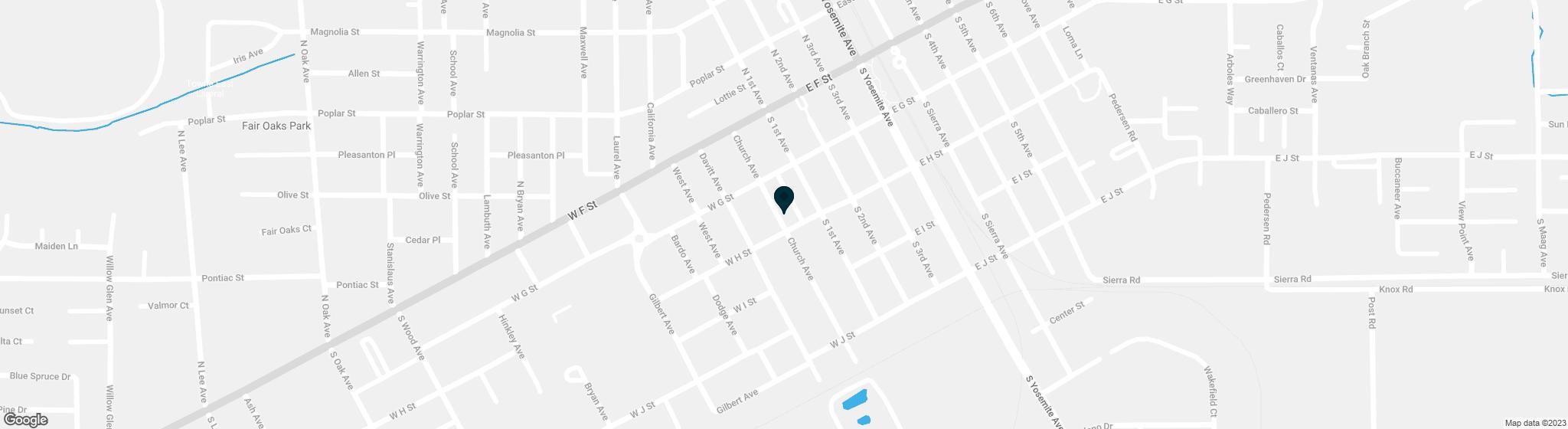 1362 East F Oakdale CA 95361