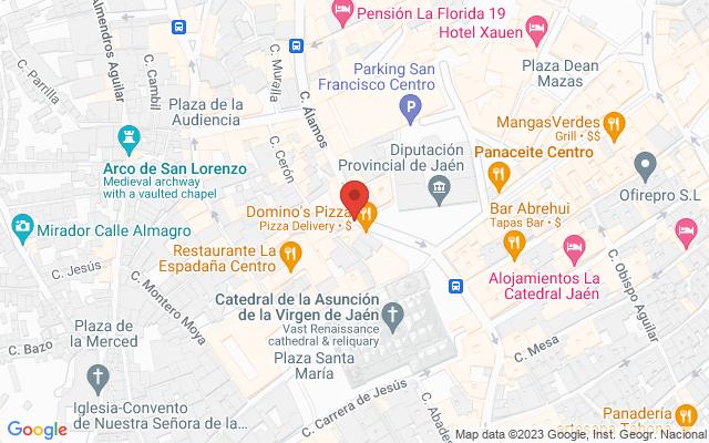 Administración nº8 de Jaén