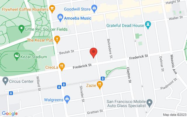 static image of 781  Cole Street, San Francisco, California