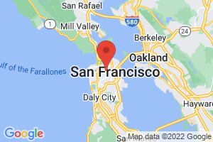 Map of San Francisco