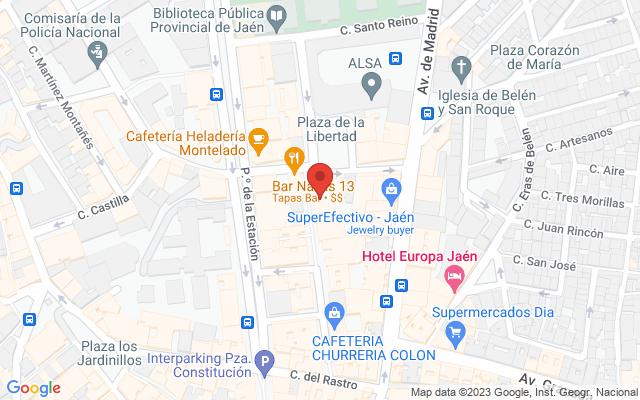 Administración nº3 de Jaén