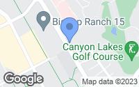 Map of San Ramon, CA