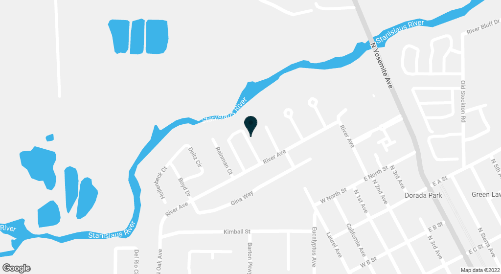 831 River Pointe Circle Lot16 Oakdale CA 95361