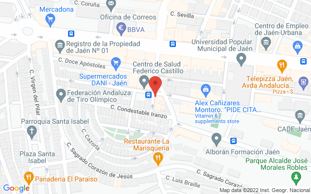 Administración nº13 de Jaén