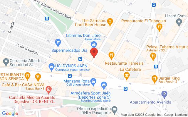 Administración nº12 de Jaén
